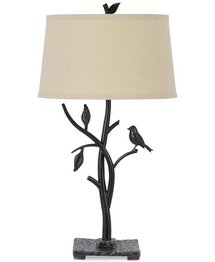 Cal Lighting - 150W 3-Way Medora Iron Table Lamp
