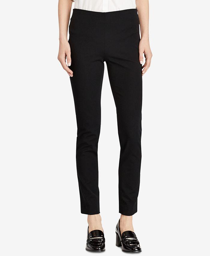 Lauren Ralph Lauren - Stretch Skinny Pants