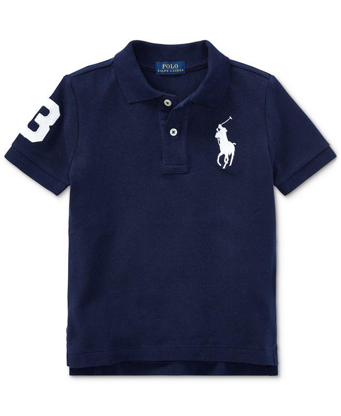 Polo Ralph Lauren - Mesh Cotton Polo, Big Boys (8-20)
