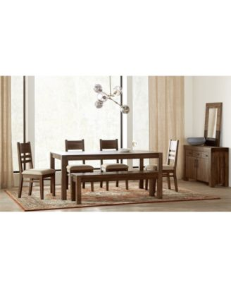 Furniture Avondale Dining Room Furniture Collection Created For Macy S Reviews Furniture Macy S