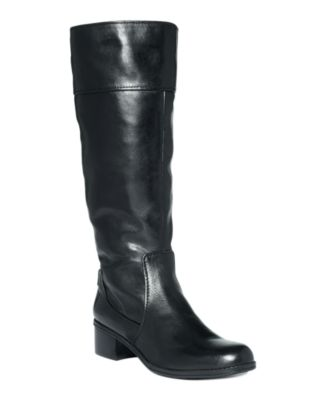 Bandolino Shoes, Crittle Tall Wide Calf Boots