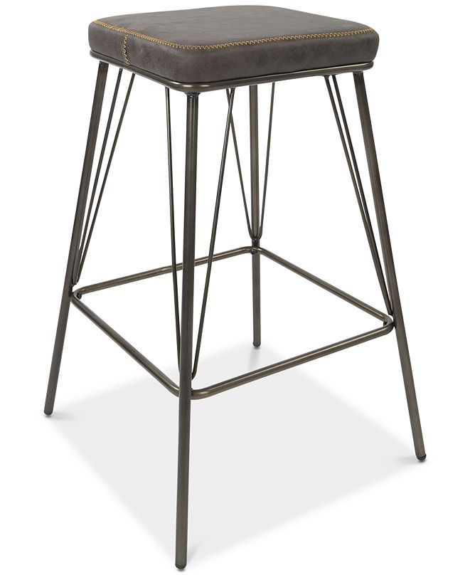 Office Star Wadon 26'' Counter Stool (Set Of 2)