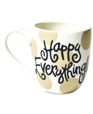 Neutral Dot Happy Everything Mug