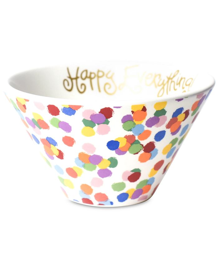 Happy Everything - Toss Mod Small Bowl