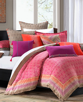 Closeout Echo Bedding Mayan Geo Comforter Sets Bedding