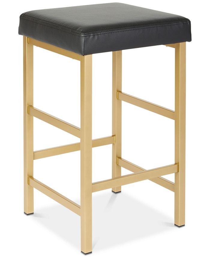 """Office Star - Hendry 26"""" Counter Stool, Quick Ship"""