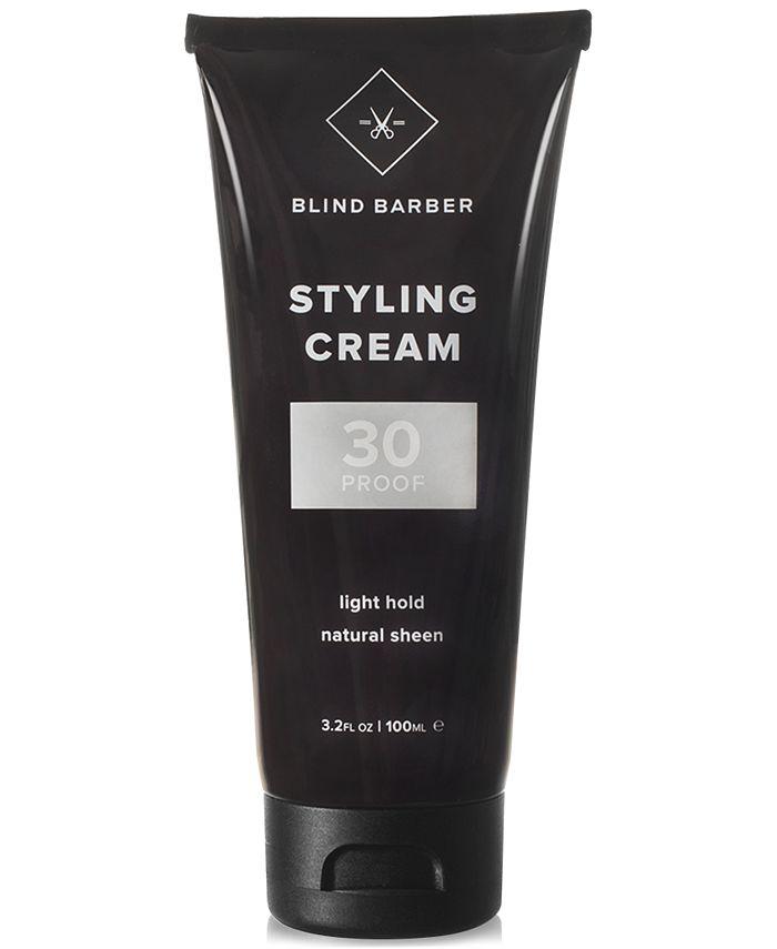 Blind Barber - 30 Proof Styling Cream, 3.2-oz.