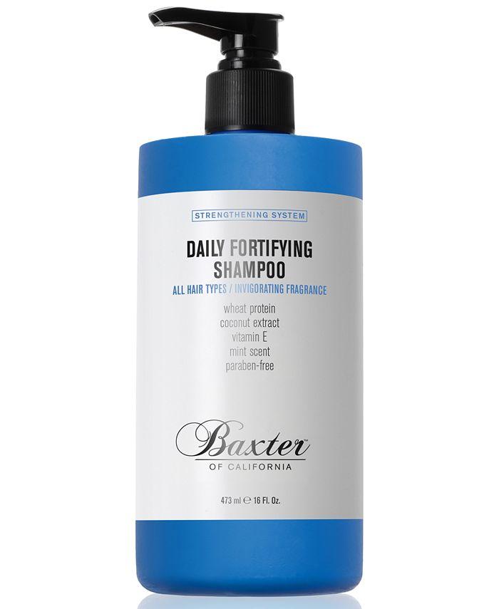 Baxter Of California - Baxter Daily Fortifying Shampoo, 16-oz.