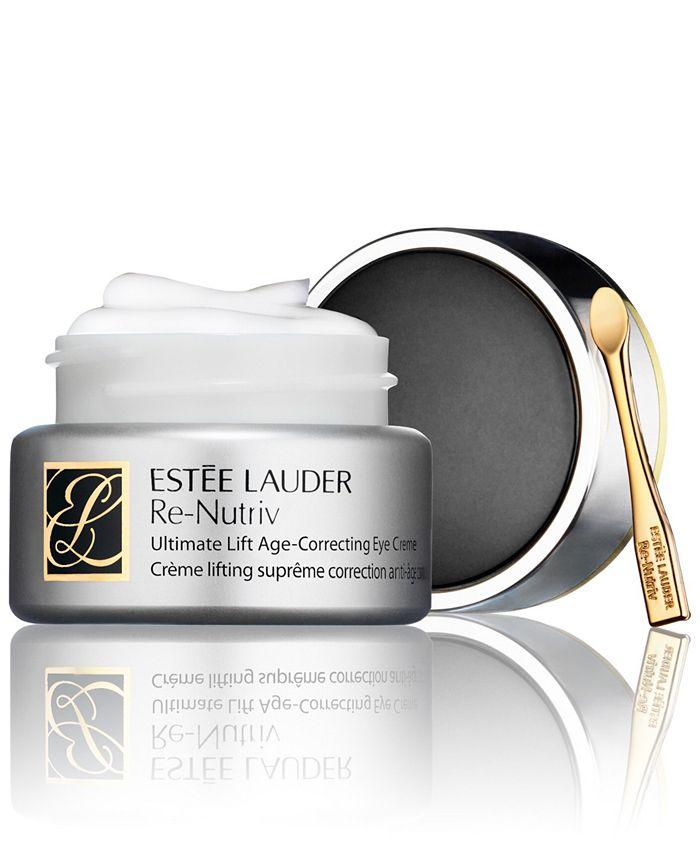 Estée Lauder - Re-Nutriv Ultimate Lift Age Correcting Eye Creme, 0.5 oz.