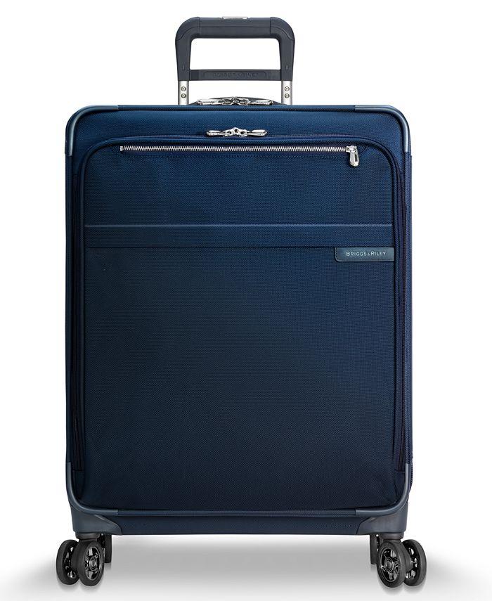 "Briggs & Riley - Baseline 25"" Medium Expandable Spinner Suitcase"