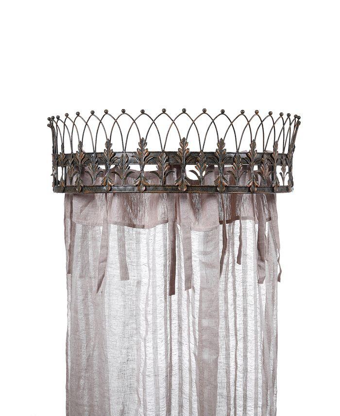 3R Studio - Metal Curtain Crown