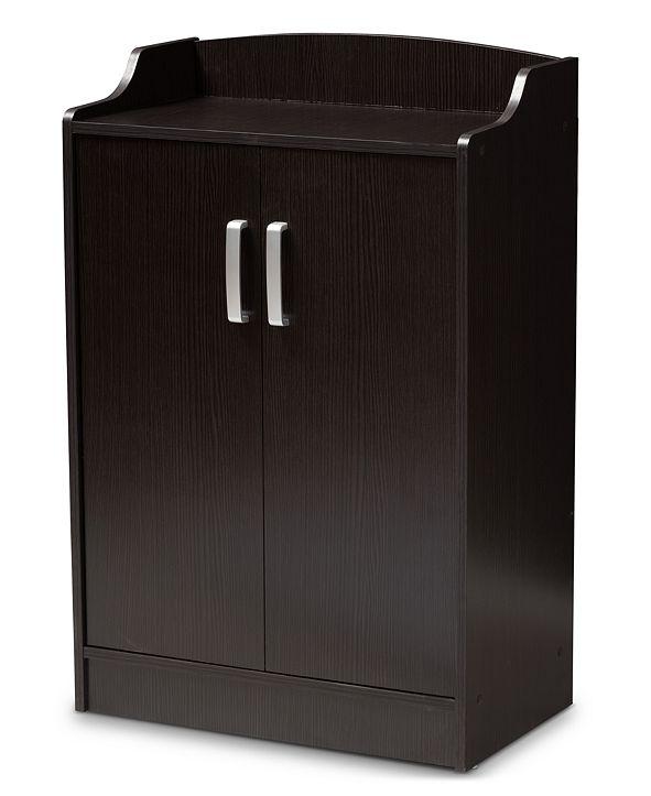 Furniture Verdell Shoe Cabinet