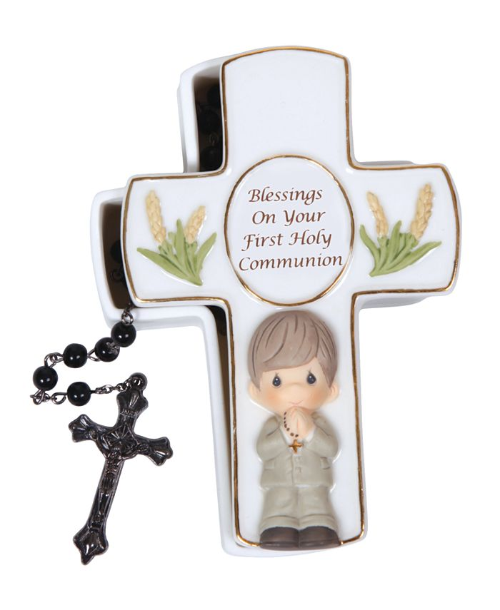 Precious Moments - th Rosary Boy 123407
