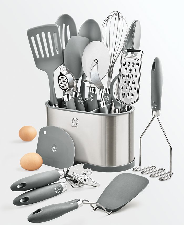 Martha Stewart Collection 16 Pc Tool Set Created For Macy S Reviews Kitchen Gadgets Kitchen Macy S