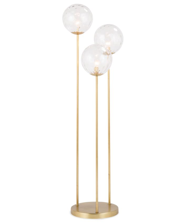 Regina Andrew Design Rio Triple Floor Lamp & Reviews - All Lighting - Home Decor - Macy's