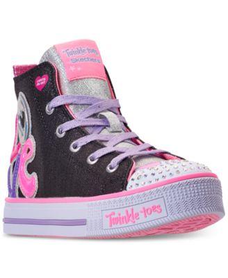 Skechers Little Girls' Twinkle Toes