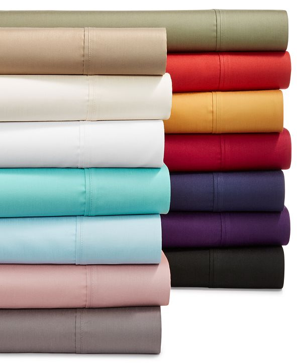 AQ Textiles CLOSEOUT! Grayson 4-Pc Sheet Sets, 950 Thread Count Cotton Blend Collection