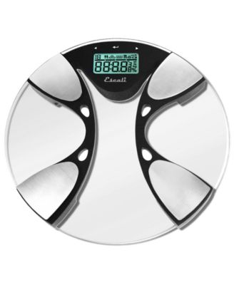 Escali Body Fat/Body Water Digital Scale