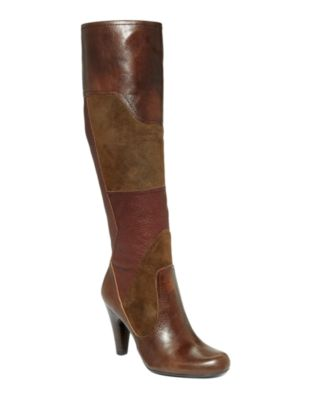 GUESS Women's Shoes, Pozina Boots