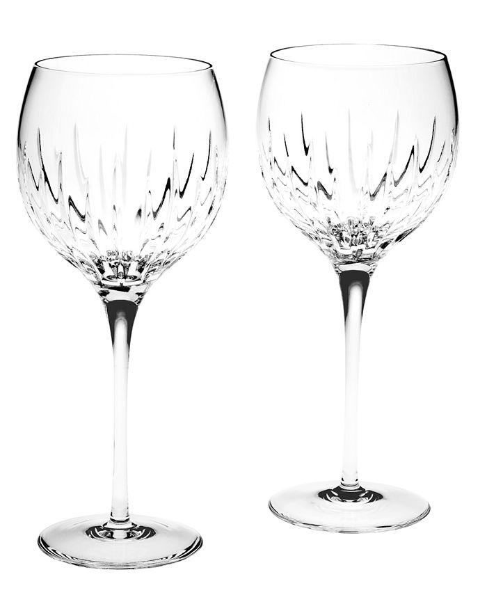 Reed & Barton - Soho Balloon Wine Glasses