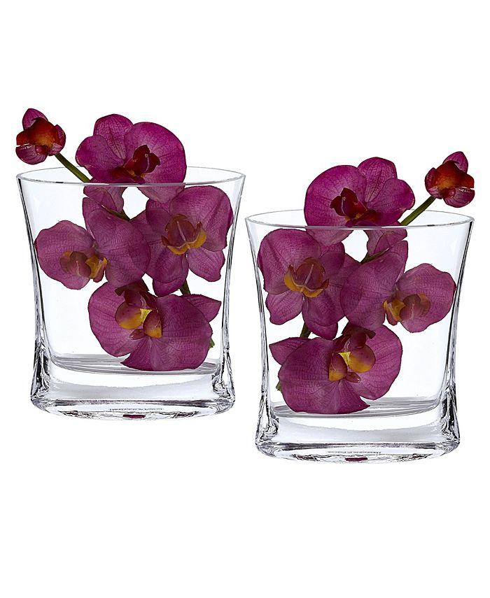 "Badash Crystal - Small Pocket Vase 4.5"""