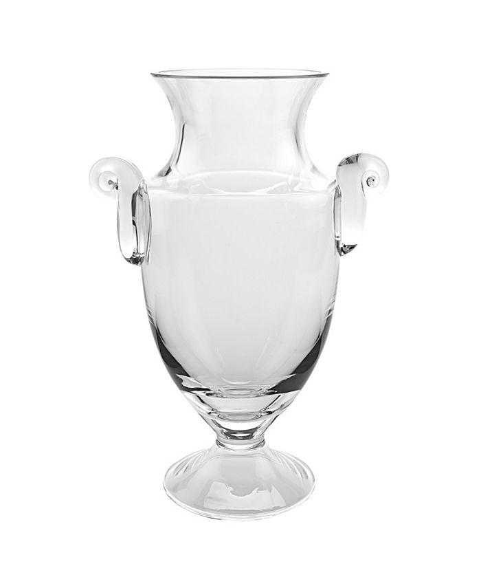 "Badash Crystal - Trophy 14"" Vase"