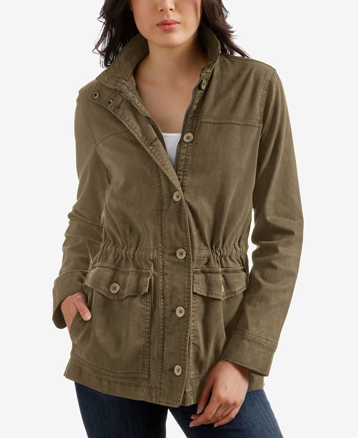 Lucky Brand - Cargo Jacket