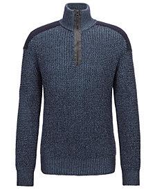 BOSS Men's Knitted Sweater