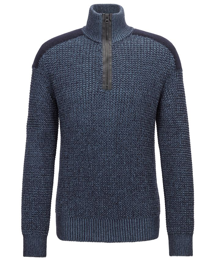 Hugo Boss - Men's Knitted Sweater