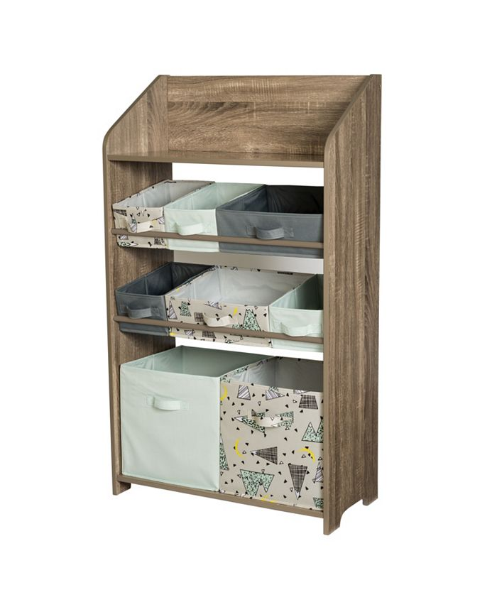 Honey Can Do - Kids Collection Storage Unit