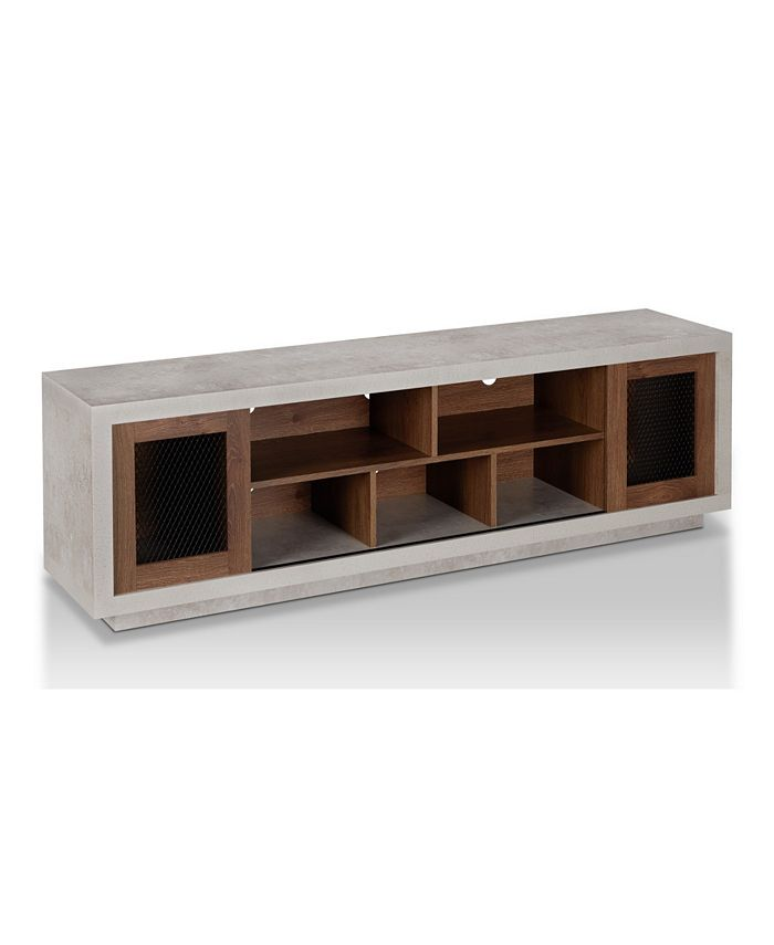 Furniture of America - Oonx Industrial TV Stand