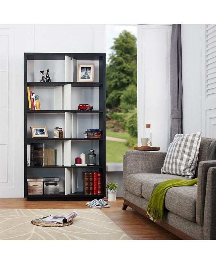 Furniture of America - Brittany 5 Shelf Bookcase