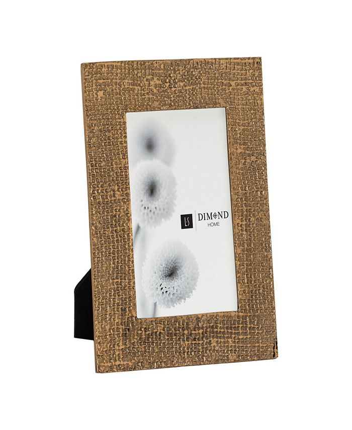 Dimond Home - Small Ripple Texture Photo Frame