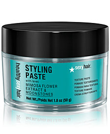 Sexy Hair Healthy Sexy Hair Styling Paste, 1.8-oz., from PUREBEAUTY Salon & Spa