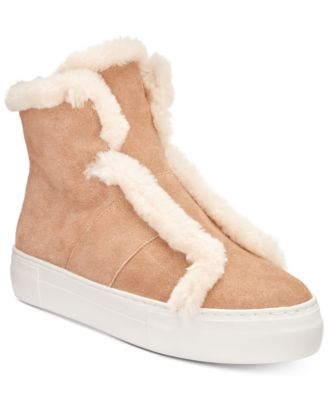 DKNY Mason High-Top Sneakers, Created