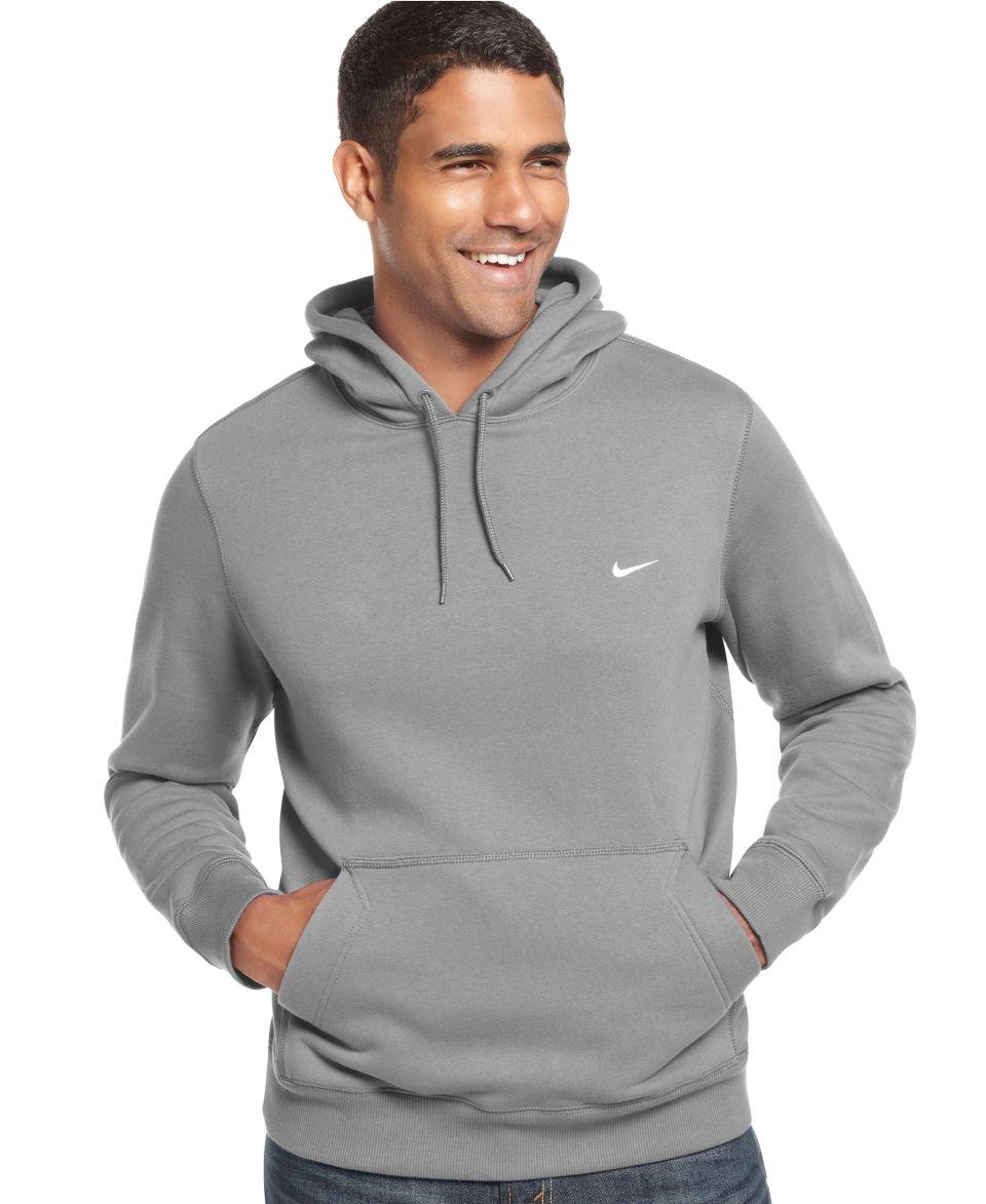 Nike Sweatshirt, Classic Fleece Full Zip Hoodie   Mens Hoodies & Track