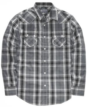 American Rag Shirt, EDV Classic Plaid