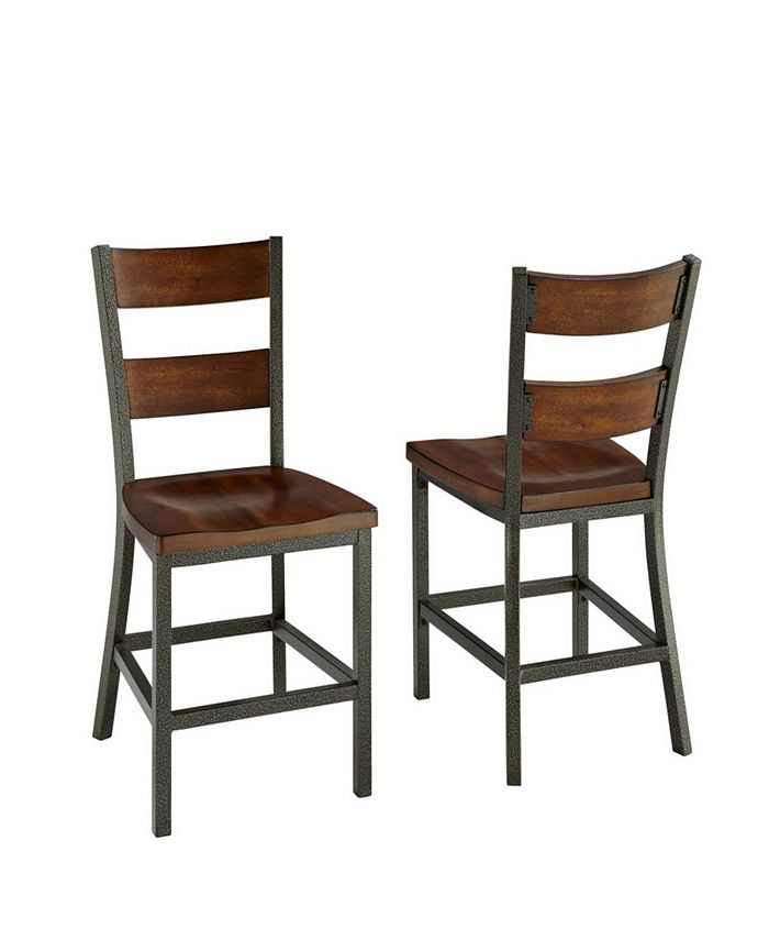 Home Styles - Cabin Creek Dining Chair Pair