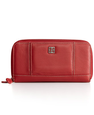 Giani Bernini Wallet, Softy Leather Banker
