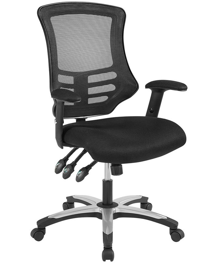 Modway - Calibrate Mesh Office Chair in Black