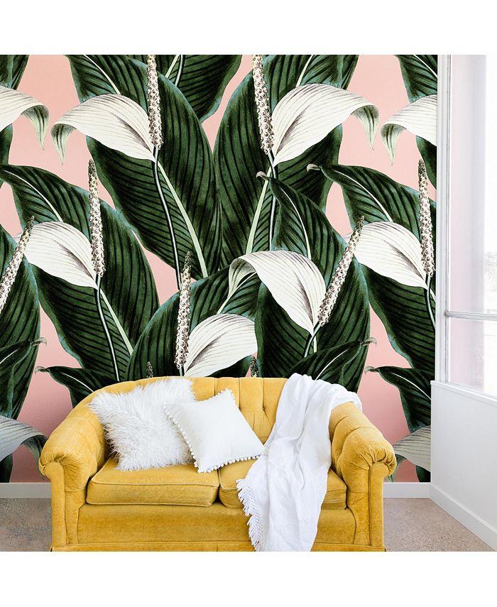 Deny Designs - Marta Barragan Camarasa Sweet floral Desert Wall Mural