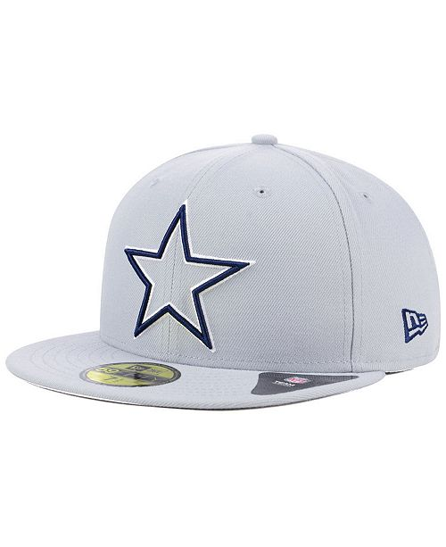 New Era Dallas Cowboys Logo Elements Collection 59fifty Fitted Cap Reviews Sports Fan Shop By Lids Men Macy S