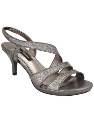 Easy Street Starlet Evening Sandals