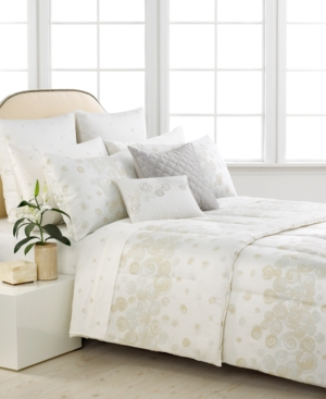 Barbara Barry Bedding, Nautilus Shell Queen Sheet Set Bedding
