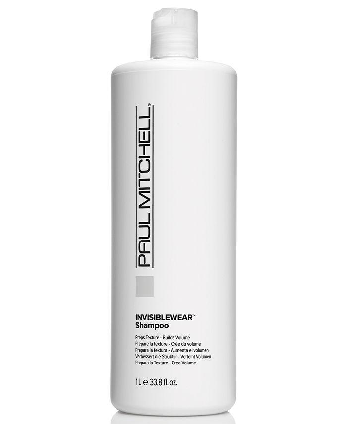 Paul Mitchell - Invisiblewear Shampoo, 33.8-oz.