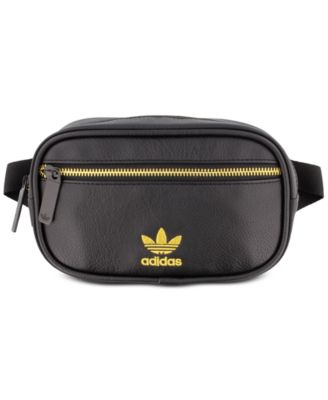 adidas Faux-Leather Waist Pack
