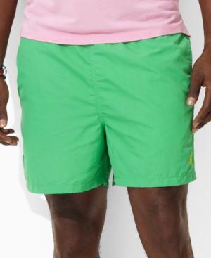 Polo Ralph Lauren Swimwear, Big & Tall Hawaiian Boxer