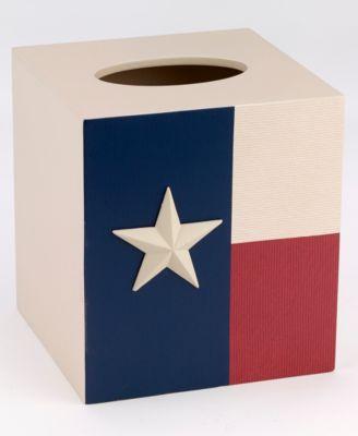 Texas Star Tissue Cover
