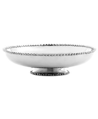 Michael Aram New Molten Small Footed Platter