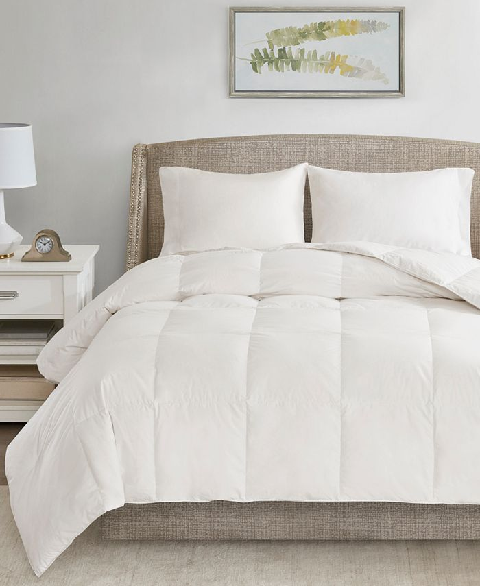 Sleep Philosophy - All Season Warmth Oversized 100% Cotton Down Comforter Collection